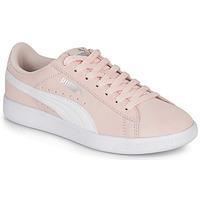 Παπούτσια Γυναίκα Χαμηλά Sneakers Puma VIKKY V2 ROSE Ροζ