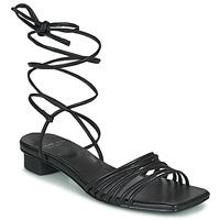 Παπούτσια Γυναίκα Σανδάλια / Πέδιλα Vagabond Shoemakers ANNI Black