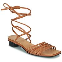Παπούτσια Γυναίκα Σανδάλια / Πέδιλα Vagabond Shoemakers ANNI Camel