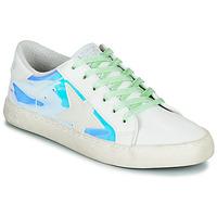 Παπούτσια Γυναίκα Χαμηλά Sneakers Le Temps des Cerises CITY Silver / Vinyl