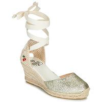 Παπούτσια Γυναίκα Σανδάλια / Πέδιλα Le Temps des Cerises POLY Gold