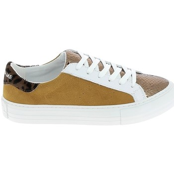 Παπούτσια Γυναίκα Χαμηλά Sneakers No Name Arcade Bronze Safran Brown