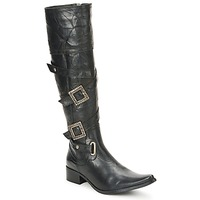Παπούτσια Γυναίκα Μπότες για την πόλη Betty London RITAC Black