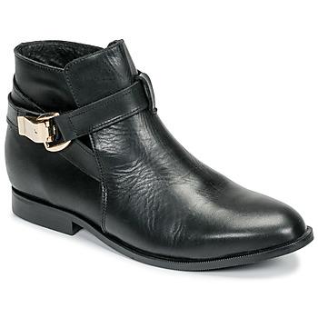 Παπούτσια Γυναίκα Μπότες Betty London DOODI Black