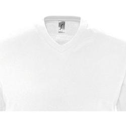 Υφασμάτινα Άνδρας T-shirt με κοντά μανίκια Sols VICTORY COLORS Blanco