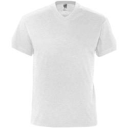 Υφασμάτινα Άνδρας T-shirt με κοντά μανίκια Sols VICTORY COLORS Gris