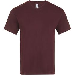 Υφασμάτινα Άνδρας T-shirt με κοντά μανίκια Sols VICTORY COLORS Violeta