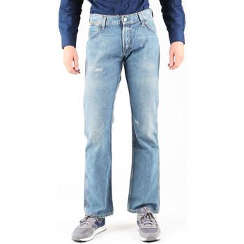 Υφασμάτινα Άνδρας Τζιν σε ίσια γραμμή Wrangler Dayton W179EB497 blue