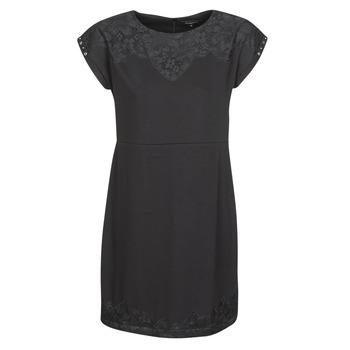 Υφασμάτινα Γυναίκα Κοντά Φορέματα Desigual BANQUET Black