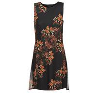Υφασμάτινα Γυναίκα Κοντά Φορέματα Desigual PAPILLON Multicolour