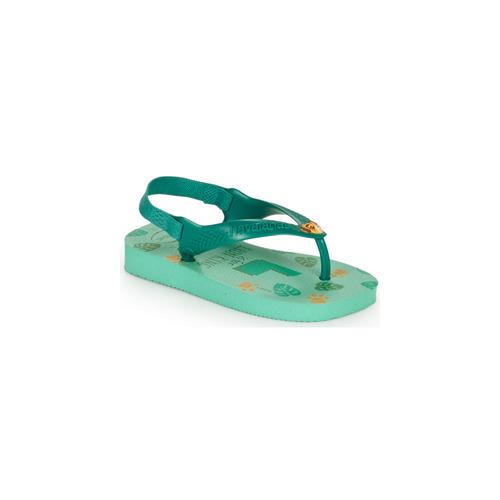Παπούτσια Παιδί Σαγιονάρες Havaianas BABY DISNEY CLASSICS II Green