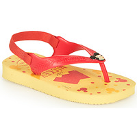 Παπούτσια Αγόρι Σαγιονάρες Havaianas BABY DISNEY CLASSICS II Yellow / Κοκκινο