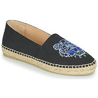 Παπούτσια Γυναίκα Εσπαντρίγια Kenzo ESPADRILLE CLASSIC TIGER Black