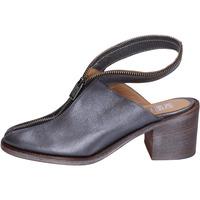 Παπούτσια Γυναίκα Σαμπό Moma Μπότες αστραγάλου BR883 Γκρί
