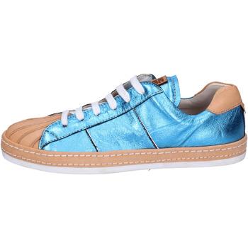 Παπούτσια Γυναίκα Χαμηλά Sneakers Moma Αθλητικά BR907 Μπλε