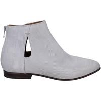 Παπούτσια Γυναίκα Χαμηλές Μπότες Moma Μπότες αστραγάλου BR921 λευκό