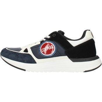 Παπούτσια Άνδρας Χαμηλά Sneakers Colmar SUPREMEX1GLOW Blue Black White