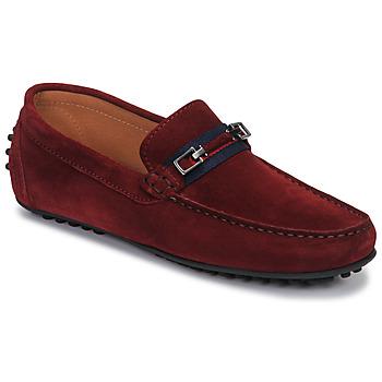 Παπούτσια Άνδρας Μοκασσίνια Brett & Sons FARICE Brown / Marine