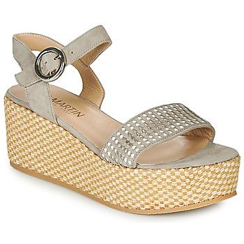 Παπούτσια Γυναίκα Σανδάλια / Πέδιλα JB Martin 1CORSO Beige