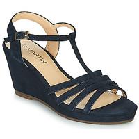 Παπούτσια Γυναίκα Σανδάλια / Πέδιλα JB Martin QUIRA Marine