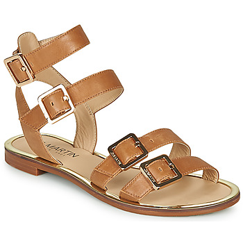 Παπούτσια Γυναίκα Σανδάλια / Πέδιλα JB Martin 1GAPI Brown