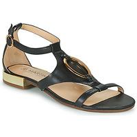 Παπούτσια Γυναίκα Σανδάλια / Πέδιλα JB Martin BOCCIA Black