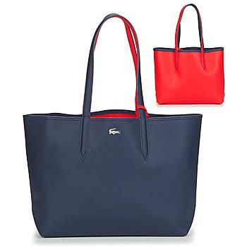 Τσάντες Γυναίκα Cabas / Sac shopping Lacoste ANNA Marine / Red