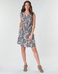 Υφασμάτινα Γυναίκα Κοντά Φορέματα Deeluxe NESSI Multicolour