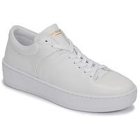 Παπούτσια Γυναίκα Χαμηλά Sneakers Jim Rickey CLOUD FAT Άσπρο