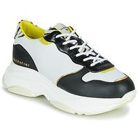 Παπούτσια Γυναίκα Χαμηλά Sneakers Serafini BROOKLYN Άσπρο / Black