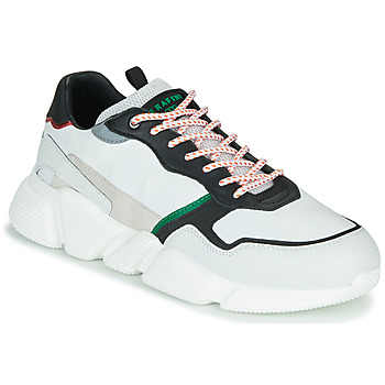 Παπούτσια Άνδρας Χαμηλά Sneakers Serafini OREGON Άσπρο / Black