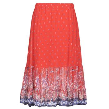 Υφασμάτινα Γυναίκα Φούστες Cream NALITA Red