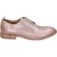 Παπούτσια Γυναίκα Derby Moma Κλασσικός BR951 Μπεζ