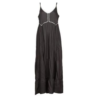 Υφασμάτινα Γυναίκα Μακριά Φορέματα Kaporal ANGEL Black