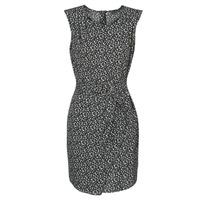 Υφασμάτινα Γυναίκα Κοντά Φορέματα Ikks BQ30045-03 Black