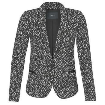 Υφασμάτινα Γυναίκα Σακάκι / Blazers Ikks BQ40025-03 Black