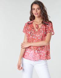 Υφασμάτινα Γυναίκα Μπλούζες Ikks BQ11145-37 Orange