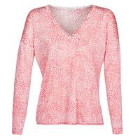 Υφασμάτινα Γυναίκα Πουλόβερ Ikks BQ18115-36 Ροζ