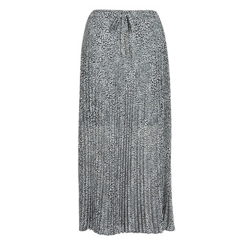 Υφασμάτινα Γυναίκα Φούστες Ikks BQ27075-30 Black / Άσπρο