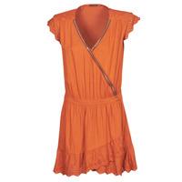 Υφασμάτινα Γυναίκα Κοντά Φορέματα Ikks BQ30155-75 Orange