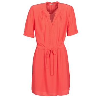 Υφασμάτινα Γυναίκα Κοντά Φορέματα Ikks BQ30335-36 Orange