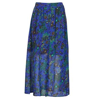 Υφασμάτινα Γυναίκα Φούστες One Step ALIZE Μπλέ / Green