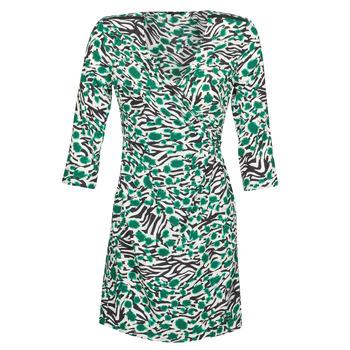 Υφασμάτινα Γυναίκα Κοντά Φορέματα One Step RENATA Multicolour