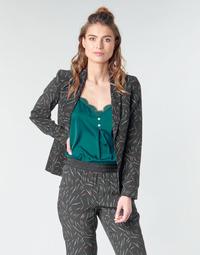 Υφασμάτινα Γυναίκα Σακάκι / Blazers One Step NELLY Black
