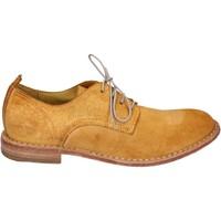 Παπούτσια Γυναίκα Derby Moma Κλασσικός BR959 Κίτρινος