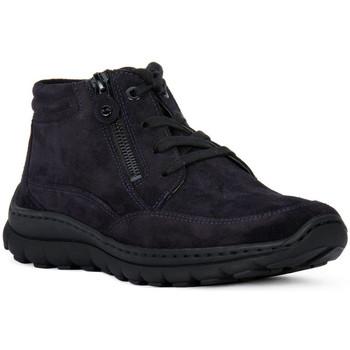 Ψηλά Sneakers Ara VELOUR BLAU