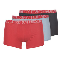 Εσώρουχα Άνδρας Boxer Athena BASIC COLOR Black / Bordeaux / Grey