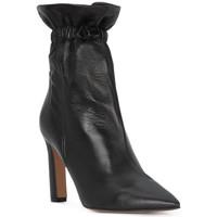 Παπούτσια Γυναίκα Μποτίνια Priv Lab NAPPA NERO Nero