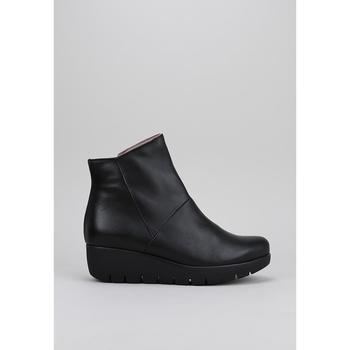 Παπούτσια Γυναίκα Χαμηλές Μπότες Sandra Fontan  Black