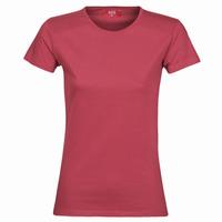 Υφασμάτινα Γυναίκα T-shirt με κοντά μανίκια BOTD MATILDA Bordeaux